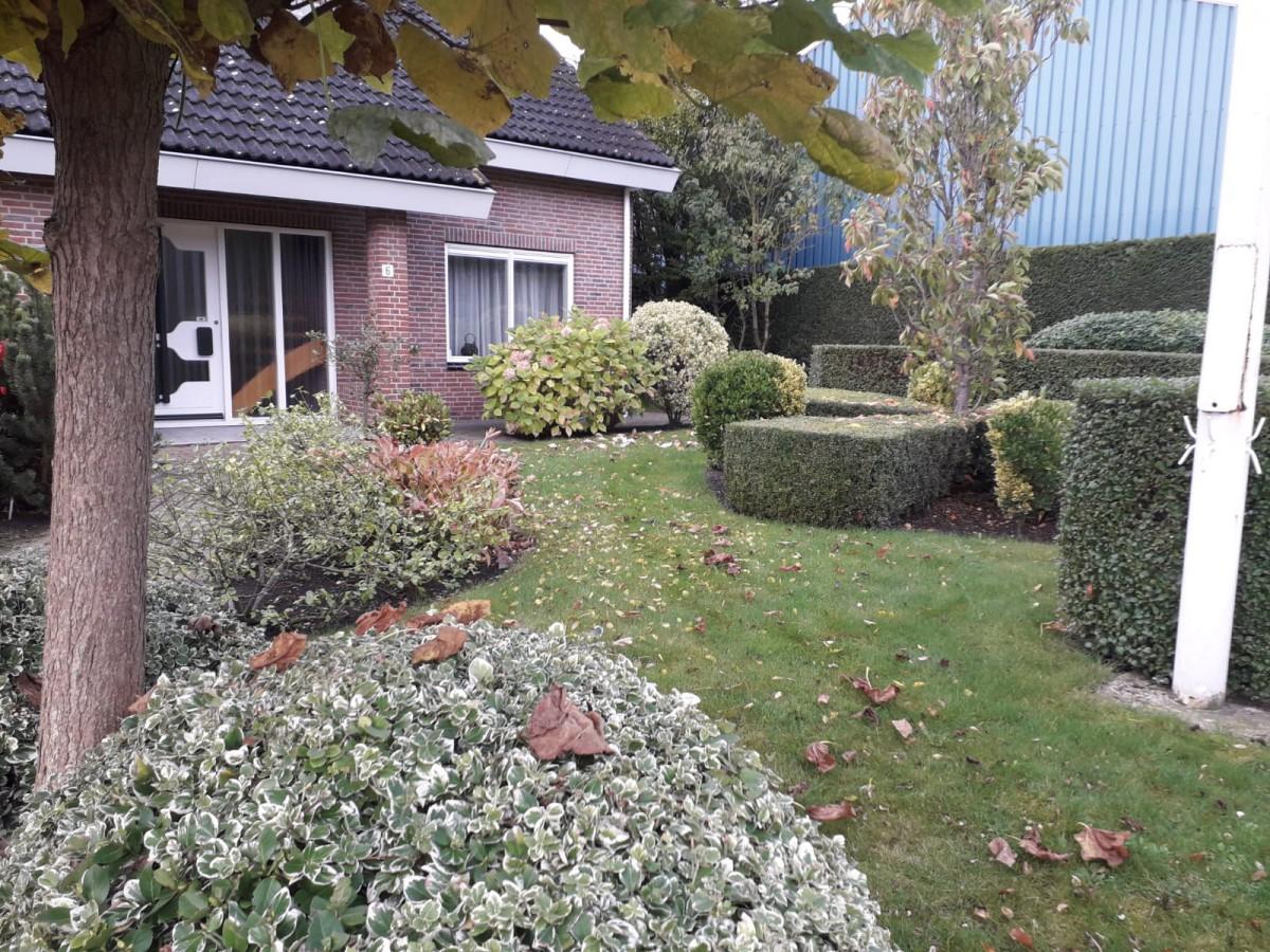 Najaarsbeurt tuin in Zeeland